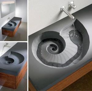 Lavello a spirale